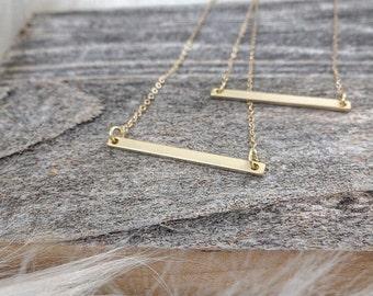 Minimalist 16k Gold Bar