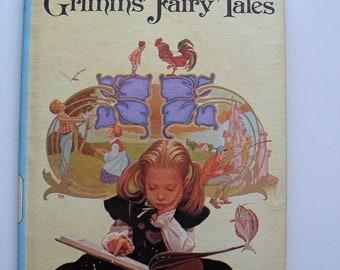 RARE Vintage Grimms Fairy Tales A Nancy Drew Favorite Classic 1978