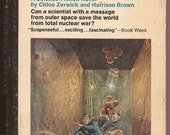 Curtis Books, Chloe Zerwick and Harrison Brown: The Cassiopeia Affair, 1968
