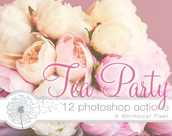 Soft & Pretty Photoshop Actions (12)   Feminine Effects   Dreamy Effects   Instant Download
