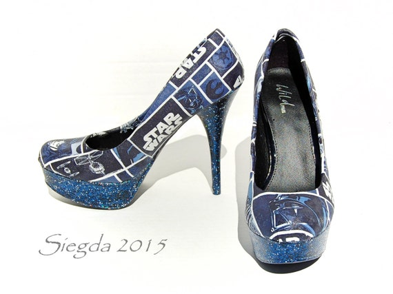 Star Wars Wedding Shoes