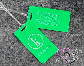 personalized luggage tag, custom luggage tag, luggage tags personalized, engraved luggage tag, personalized custom engraved travel bag tag