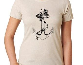 Women's Anchor Shirt 6610
