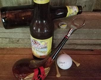 Heavy Duty Vintage Golf Club Bottle Opener - Woods