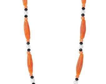 Handmade Bali Glass Necklace