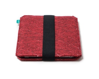Kindle paperwhite cover, Kindle Fire HD case, Kobo Glo HD cover, red Kindle case, Gopher