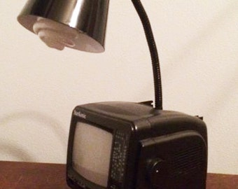 JES - Small TV Reading Lamp