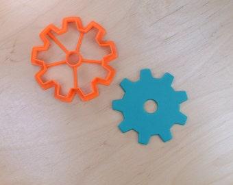 Gear #2 Cookie Cutter