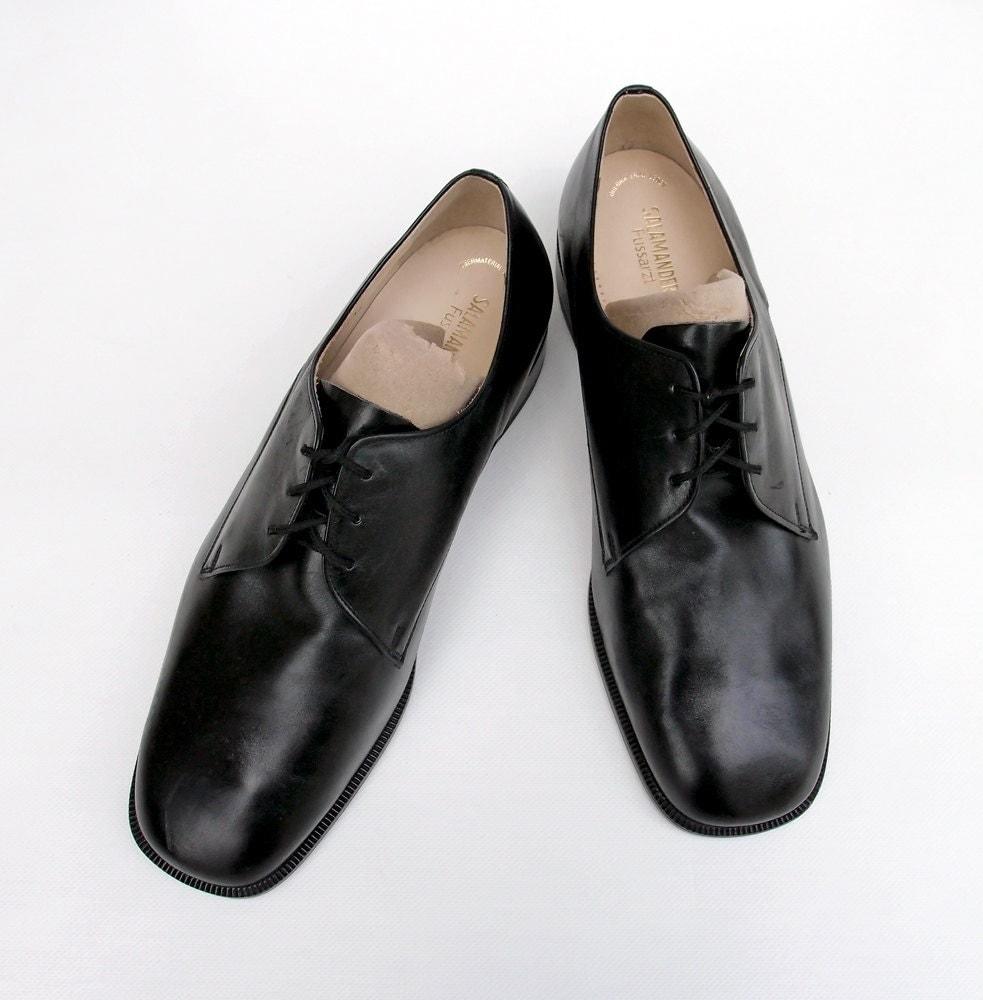 Salamander Leather Shoes