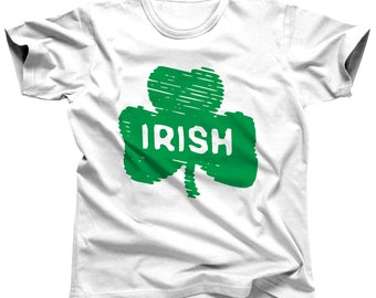 Irish Shirt - Irish Gift - St Patricks Day - Shamrock Shirt - Irish Twins - Irish People - Irish Travellers - Irish Girls - Irish Women -
