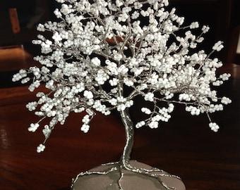 Wedding Tree of Life, Sweetheart table decoration, White wedding tree, Wedding Decoration