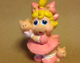 Piggy bank Baby Miss Piggy 1989