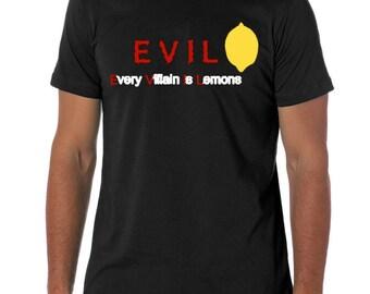 Spongebob Squarepants  EVIL Shirt
