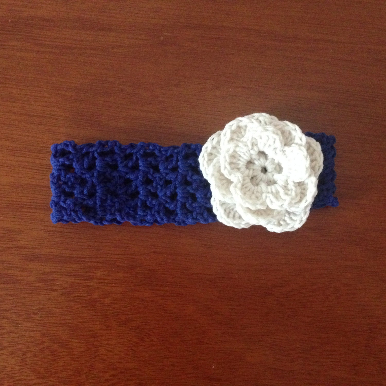 Crochet Headband Pattern Tutorial Crochet Flower Headband