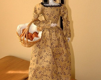 HESTER - One Third Off - Pumpkinhead Doll - was 75.00