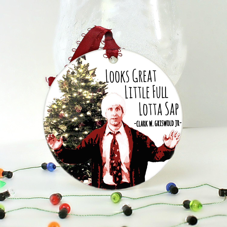 christmas vacation gift to mr shirley