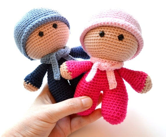 Soft baby doll for baby. Boy and girl doll. Toy doll. Unisex
