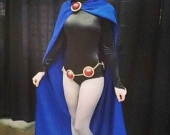 Raven - Teen Titans- Cloak and Accessories