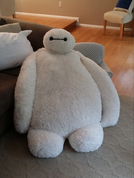 Big Animal Floor Pillows : Giant Baymax Pillow Chair