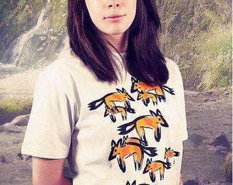 Skulk of Foxes Tee