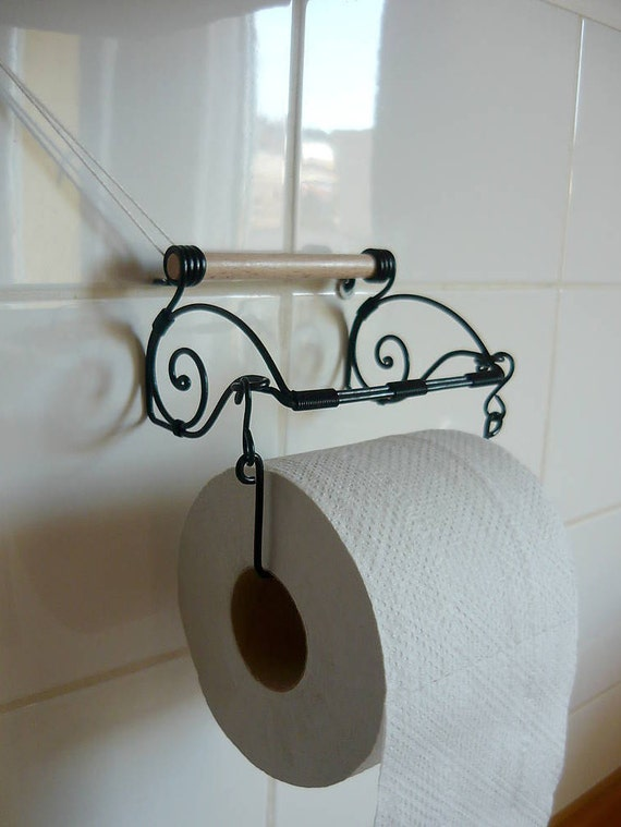 Toilet Paper Holder Wire Toilet Paper Holder Wall Holder Metal