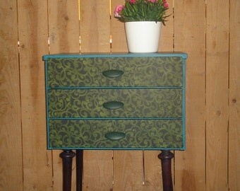 Chest of drawers the atrevida
