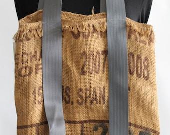 Shopping bag / Jute shopper /