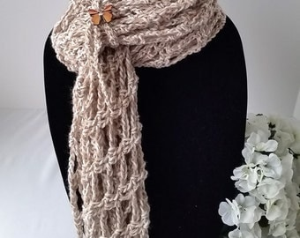 Infinity Scarf, Chain Infinity Scarf