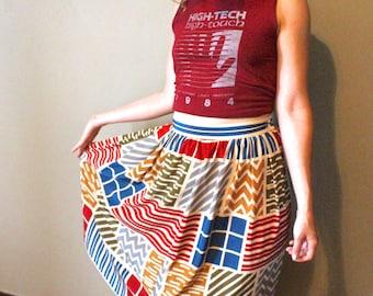 Vintage Liz Clairborne Circle Skirt
