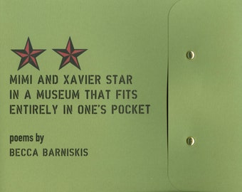 Mimi And Xavier Star in a Museum That Fits Entirely in One's Pocket (PDF)