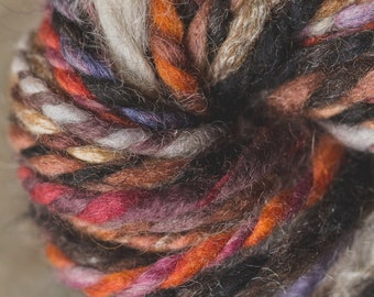 Handspun Art Yarn, 47 Yards, 2.6oz/74g
