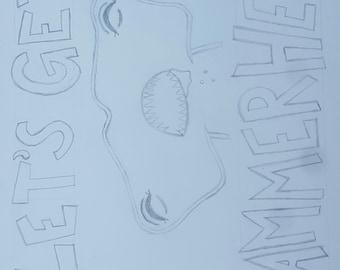 Hammerhead print *coming soon*