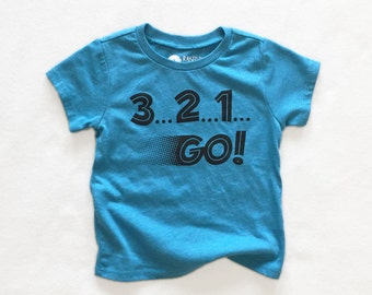 Crossfit 3 2 1... Go, Baby, Toddler, Kid T-Shirt