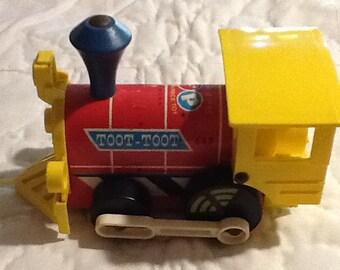 FIsher Price Toot toot train