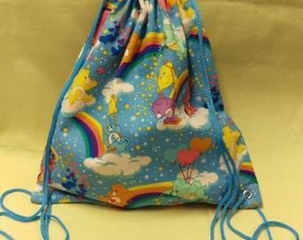 Care Bears Draw String Back Pack DDLG Little Girl MDLG Baby ABDL