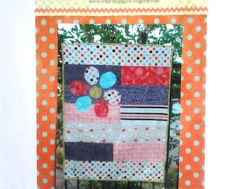 Fresh Market Table Topper Quilt Pattern