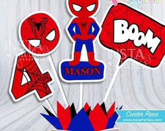 Spiderman Birthday Invite was good invitation design