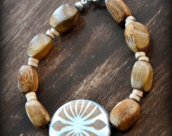 Silver Firebird Bracelet