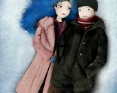 Eternal Sunshine Of The Spotless Mind - Deluxe Edition Print
