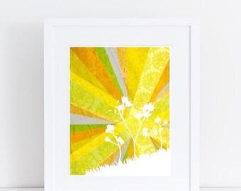 Sunrays - 8x10 Print