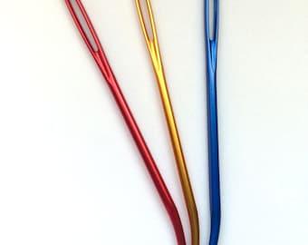 Sewing/knitting needles HiyaHiya -pack of 3