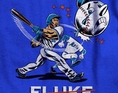 No Fluke - KC Royals inspired World Series Champs tribute tee