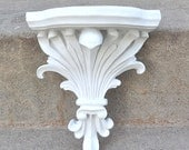 Custom Choose Your COLOR Ornate Wall SHELF Paris French Shabby CHIC