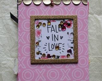 Mini Instax Love Scrapbook Album