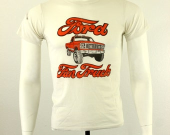 80's FORD Fun Truck T-Shirt S