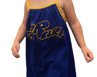 Toddler Dress from T-Shirt