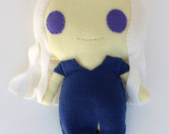 Game of Thrones - Daenerys Targaryen - 17x10 inches Polyester Fleece Plush Doll