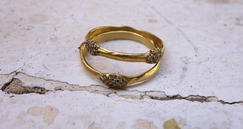 stacking rings gold stacking stackable stacking ring set