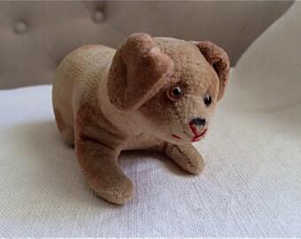Antique Velvet Dog