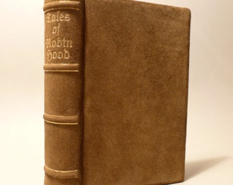 Tales of Robin Hood Leather-bound